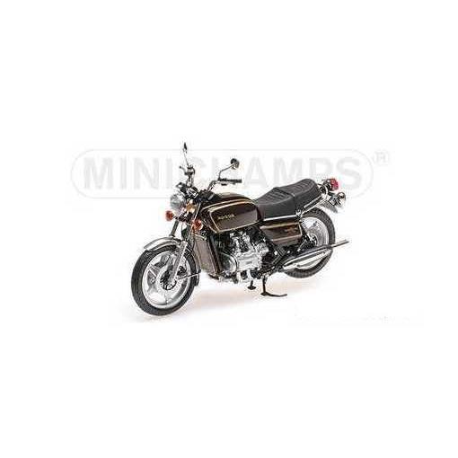 1/12 ホンダ ゴールドウィング Honda ゴールドwing GL 1000 K3 1978 Candy Limited Maroon Custom ミニチャンプス MINICHAMPS