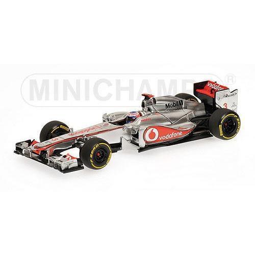 1/43 ボーダフォン マクラーレン メルセデス ショーカー バトン Vodafone McLaren Mercedes J.Button Showcar 2012  ミニチャンプス Minichamps|r-and-b