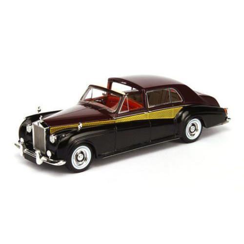 1/43 ロールスロイス ファントム 1962 Rolls-Royce Phantom V Sedanca de Ville トゥルースケール TRUESCALE