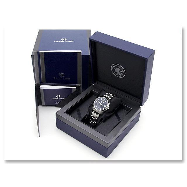 グランドセイコー 腕時計 Grand Seiko ヘリテージコレクション メンズクォーツ SBGP011 9F850-0AC0 ブランド時計 人気 おすすめ 中古 美品|r-deco-online|08