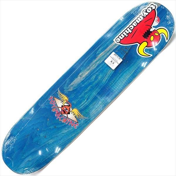 Toy Machine Skateboard Deck Axel Valentines 8.38 with Grip