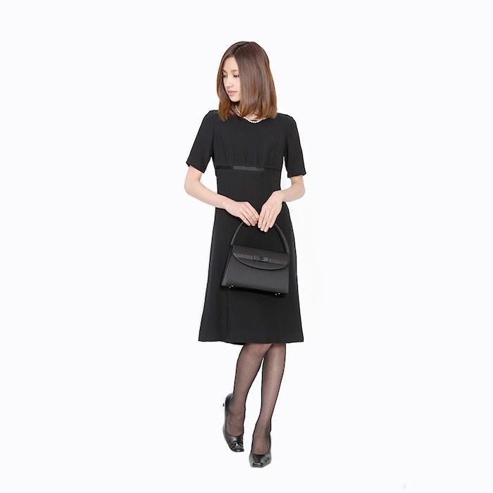レンタル ボレロジャケットアンサンブル 喪服 礼服 レディース ワンピース 大きいサイズ  FOL-FX6P039A|r-rental|06