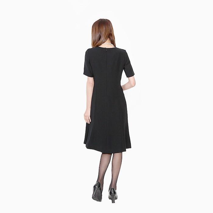 レンタル ボレロジャケットアンサンブル 喪服 礼服 レディース ワンピース 大きいサイズ  FOL-FX6P039A|r-rental|07