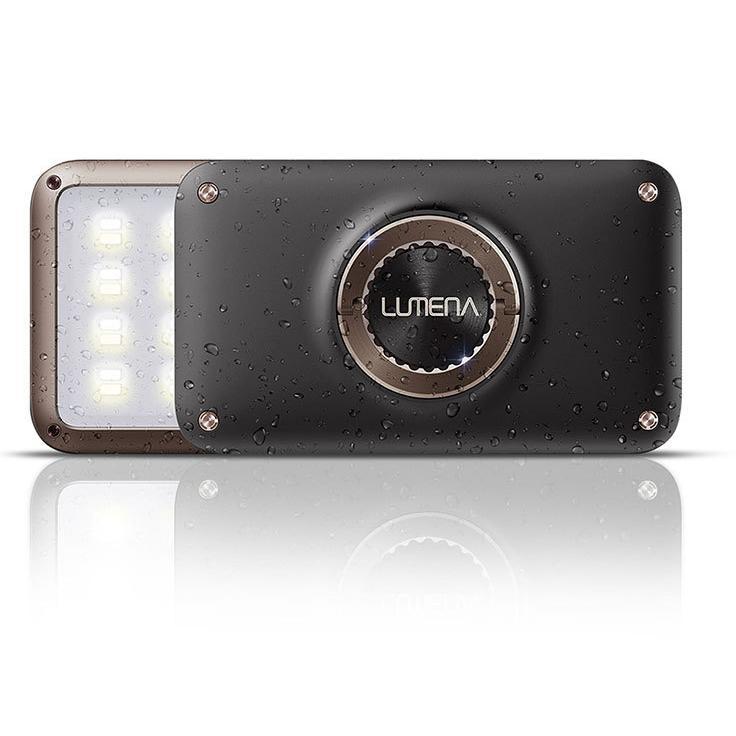 LEDランタン LUMENA2 ルーメナー2 全5色 モバイルバッテリー 防水・防塵 防災グッズ|r-sto|11