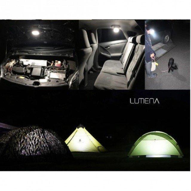 LEDランタン LUMENA7 ルーメナー7 全3色 モバイルバッテリー 防水・防塵 防災グッズ|r-sto|09