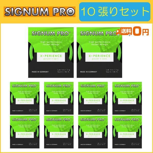 大人気の SIGNUM SIGNUM PRO 硬式用ガット (シグナムプロ) PRO X-PERIENCE (エクスペリエンス) (10張りセット) 硬式用ガット, サッテシ:367b02e1 --- airmodconsu.dominiotemporario.com