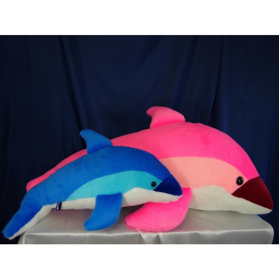 【日本製】特大 イルカ ぬいぐるみ オリジナル|rabbittail-net|05