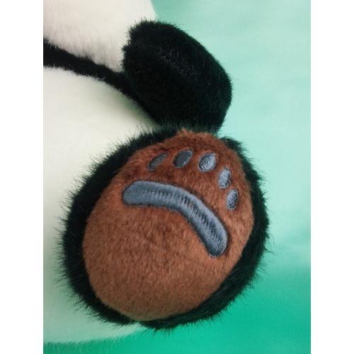 【オリジナルパンダ】足裏刺繍入り 自社デザインで作った可愛いぱんだ|rabbittail-net|03
