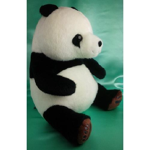 【オリジナルジャイアントパンダ】足裏刺繍入り 自社デザインで作った可愛いぱんだ|rabbittail-net|02