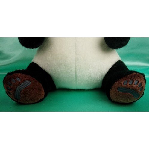 【オリジナルジャイアントパンダ】足裏刺繍入り 自社デザインで作った可愛いぱんだ|rabbittail-net|03