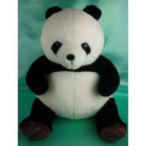 【オリジナルジャイアントパンダ】足裏刺繍入り 自社デザインで作った可愛いぱんだ|rabbittail-net|05