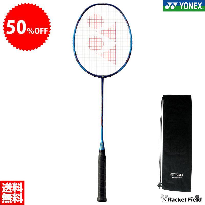 【50%OFF】バドミントン ラケット ヨネックス ナノレイ900(NR900)YONEX バドミントンラケット NANORAY900 racket-field