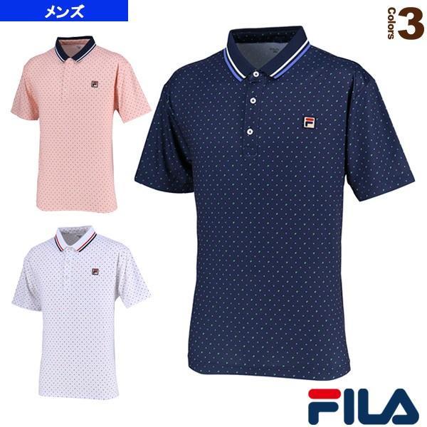 フィラ テニス・バドミントンウェア(メンズ/ユニ) ポロシャツ/メンズ(VM5368)