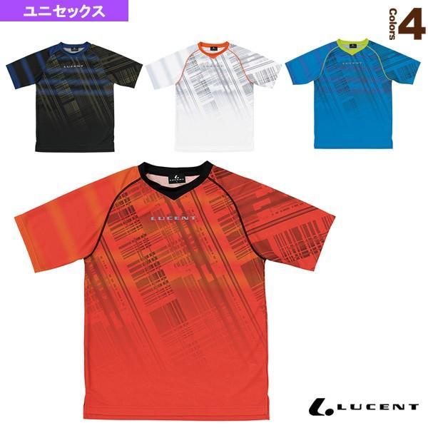 ルーセント テニス・バドミントンウェア(メンズ/ユニ) ゲームシャツ/襟なし/ユニセックス(XLH-300)