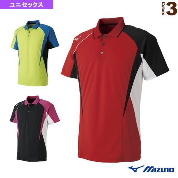 ミズノ テニス・バドミントンウェア(メンズ/ユニ) ゲームシャツ/ユニセックス(62JA8104)