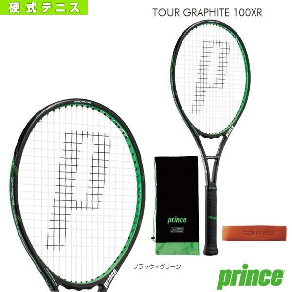 プリンス テニスラケット TOUR GRAPHITE 100 XR/ツアーグラファイト 100 XR(7TJ017)硬式
