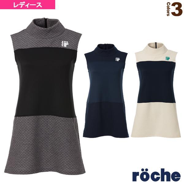 ローチェ(roche) テニス・バドミントンウェア(レディース) ロングベスト/レディース(R9A46J)