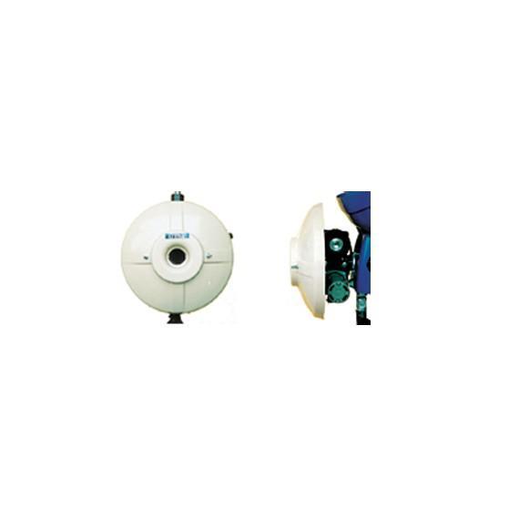 TSP 卓球コート用品 マシン用筒保護カバー/1ローラー用(052850)