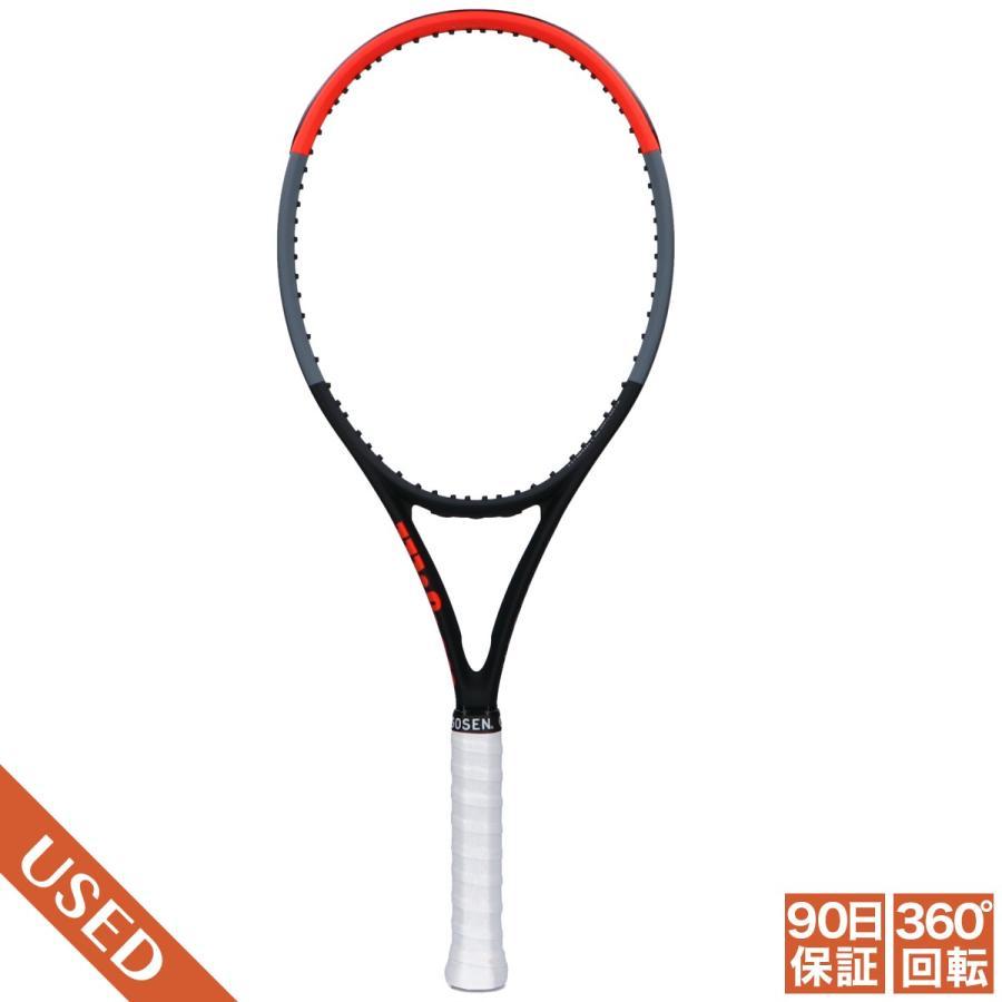 【当店一番人気】 /90日保証 Aランク クラッシュ 100 100 2019 ウィルソン クラッシュ G2 ウィルソン CLASH 100 Wilson 硬式テニスラケット 1000000002081, ふとんの玉手箱:9b6f69be --- airmodconsu.dominiotemporario.com