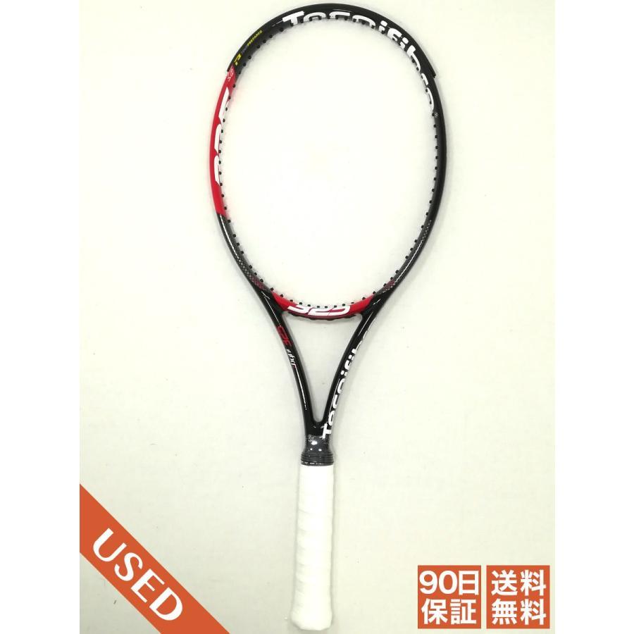 中古/90日保証 Sランク Tファイト325 2012 G3 テクニファイバー T-FIGHT 325 Tecnifibre 硬式テニスラケット 114