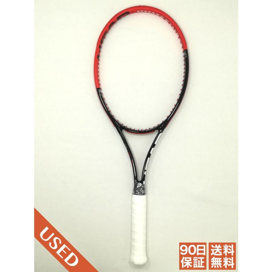 中古/90日保証 Bランク グラフィンプレステージREVプロ 2014 G3 ヘッド GRAPHENE PRESTIGE REV PRO HEAD 硬式テニスラケット 274
