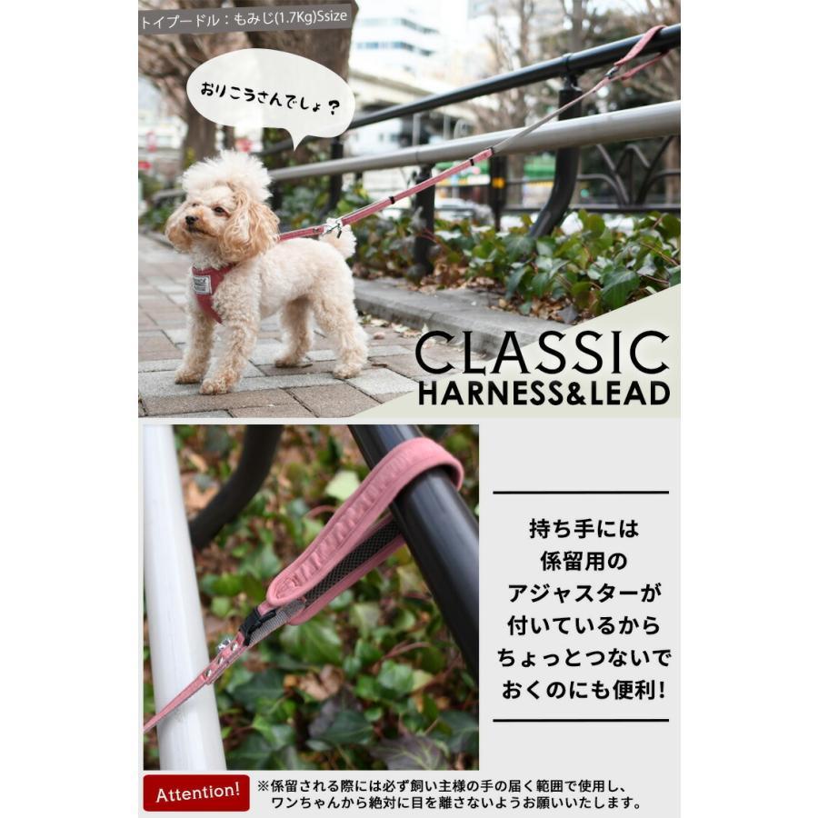 新色入荷 セール SALE 犬 ハーネス ラディカ RADY クラシックハーネス&リード 犬の胴輪 メール便可|radica|17