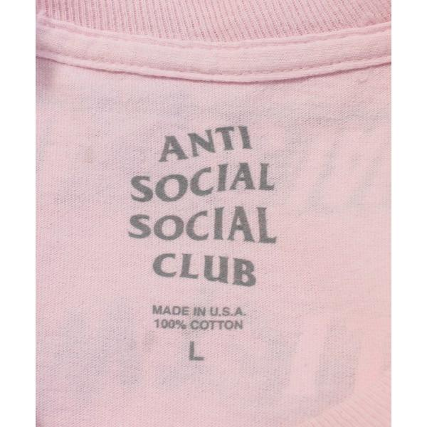 ANTI SOCIAL SOCIAL CLUB アンタイソーシャルソ−シャルクラブ Tシャツ・カットソー メンズ|ragtagonlineshop|03