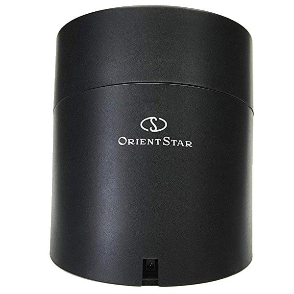 低価格の 【正規品】オリエント ORIENT RK0V0A00B1 ワインディングマシーン ブラック, アットネットサービス2nd 9ddb0861