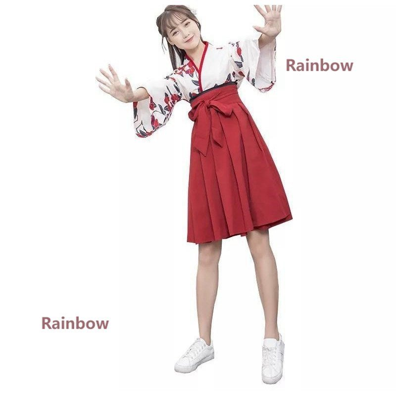和服 着物 ドレス 花柄 ロリータ ロリィタ服 大きめ かわいい 無地 ゴスロリ コスプレ 大人用 衣装 ハロウィン rainbow-onlineshop 21