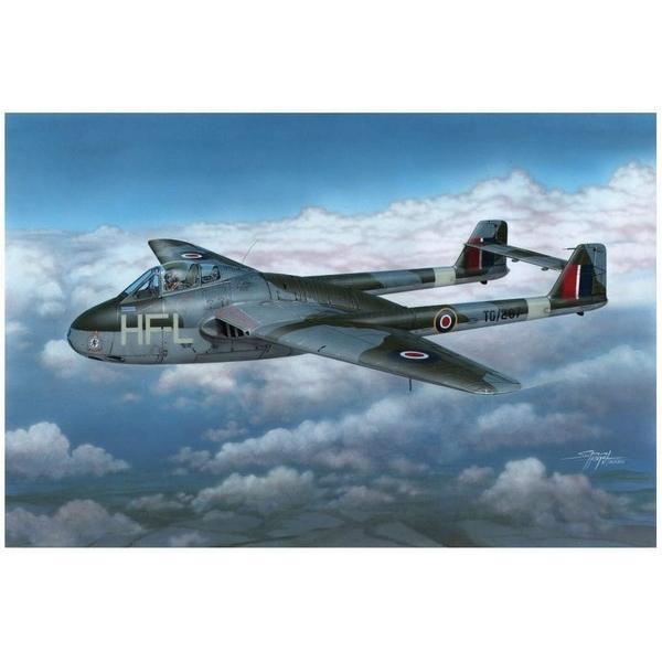 スペシャルホビー SH72383 1/72 英 デハビラント DH.100 バンパイア MK.I 戦闘機|rainbowten