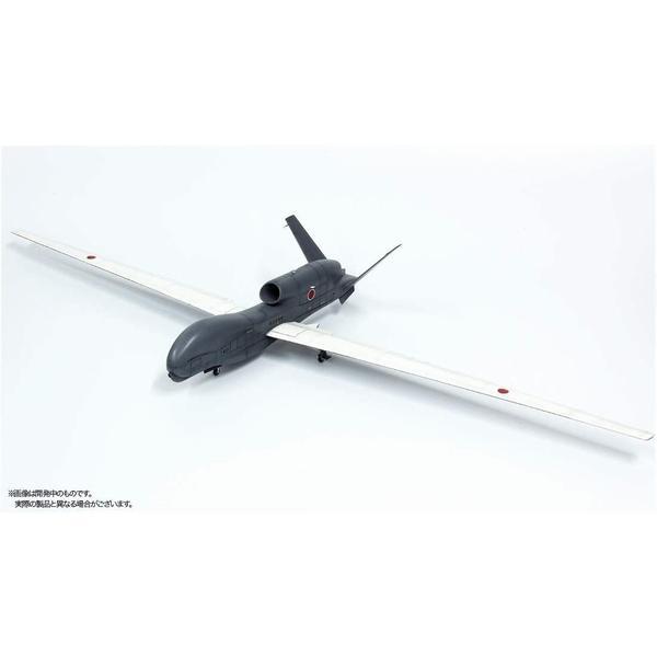 プラッツ AC-34SP 1/72 航空自衛隊 RQ-4B グローバルホーク 想定自衛隊仕様デカール付き rainbowten