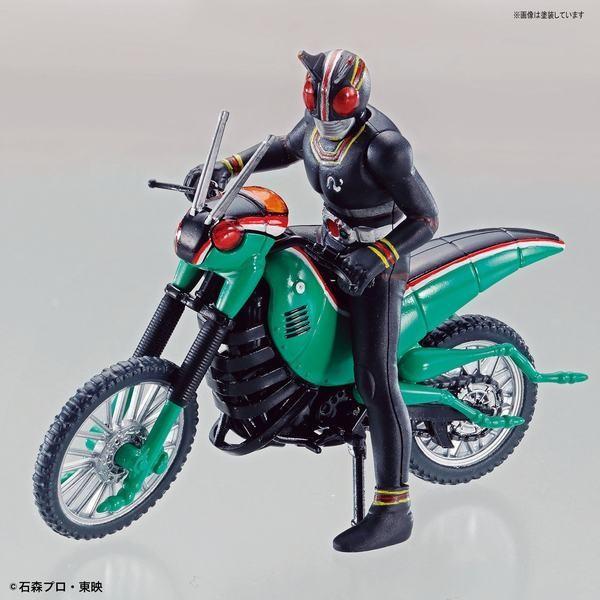 バンダイ メカコレクション 仮面ライダーシリーズ No.03 バトルホッパー rainbowten 02