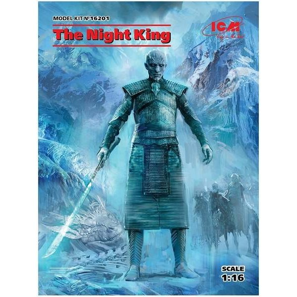 ICM 16201 1/16 King of the Night (ナイト キング) rainbowten