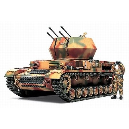 タミヤ 32544 48MM44 1/48 ドイツ4号対空戦車 ヴィルベルヴィント|rainbowten|02