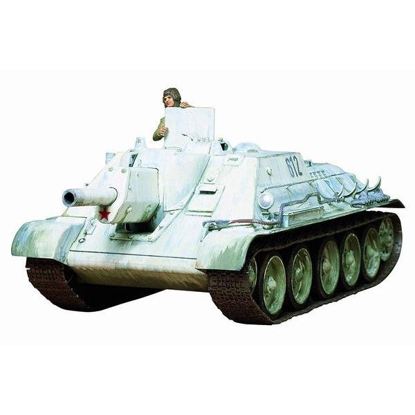 タミヤ MM093 1/35 SU-122 襲撃砲戦車(スポット生産) rainbowten