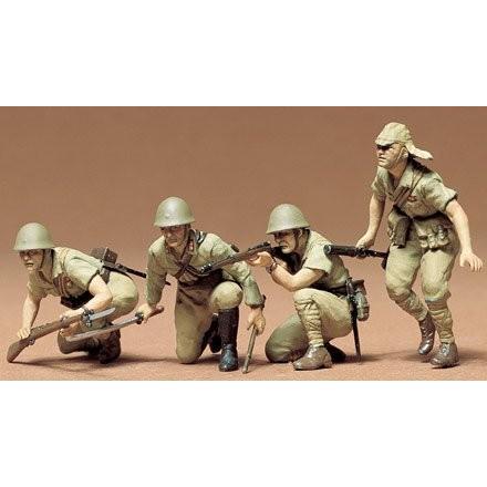 タミヤ MM090 1/35 日本陸軍歩兵セット|rainbowten|02