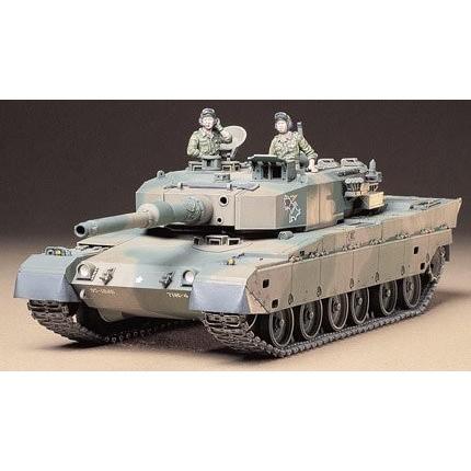 タミヤ MM208 1/35 陸上自衛隊90式戦車|rainbowten|02