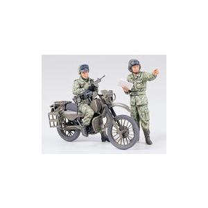 タミヤ MM245 1/35 陸上自衛隊オートバイ偵察セット|rainbowten