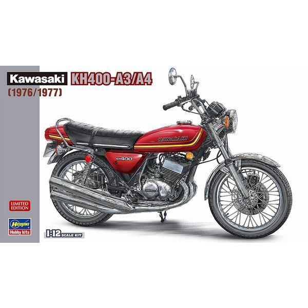 ハセガワ 21720 1/12 カワサキ KH400-A3/A4 (1976/1977) rainbowten