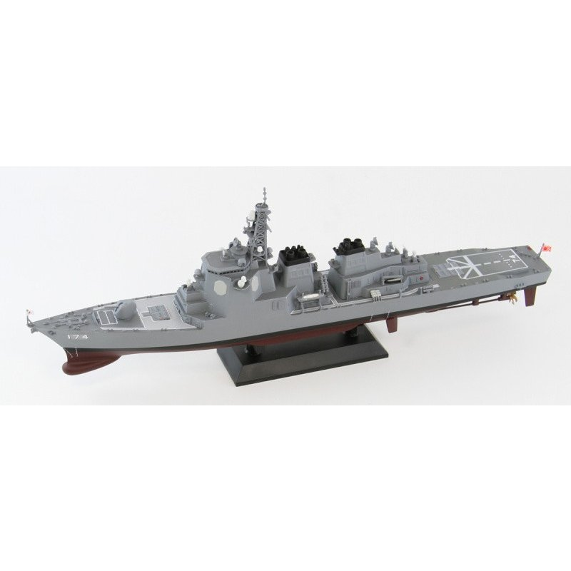 ピットロード J63 1/700 海上自衛隊イージス護衛艦 DDG-174 きりしま(フルハルモデル・洋上モデル選択可能) rainbowten