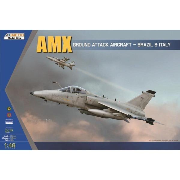 キネティック K48026 1/48 AMX 攻撃機