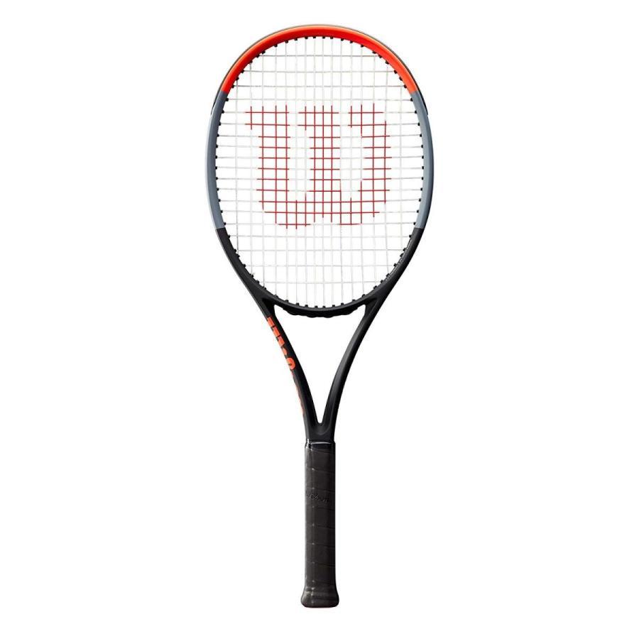 人気ブランドの Wilson(ウイルソン) ガット張り上げ対応 (クラッシュ - 硬式 テニスラケット CLASH 98 98 (クラッシュ 98) - グリップサイズ2(G2), 音楽太郎:49b9d39d --- airmodconsu.dominiotemporario.com