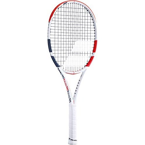 【2018A/W新作★送料無料】 BABOLAT(バボラ) 100 ストライク フレームのみ 硬式テニス BF101400 ラケット ピュア ストライク 100 グリップサイズ1 BF101400, ミツセムラ:aeab270e --- airmodconsu.dominiotemporario.com
