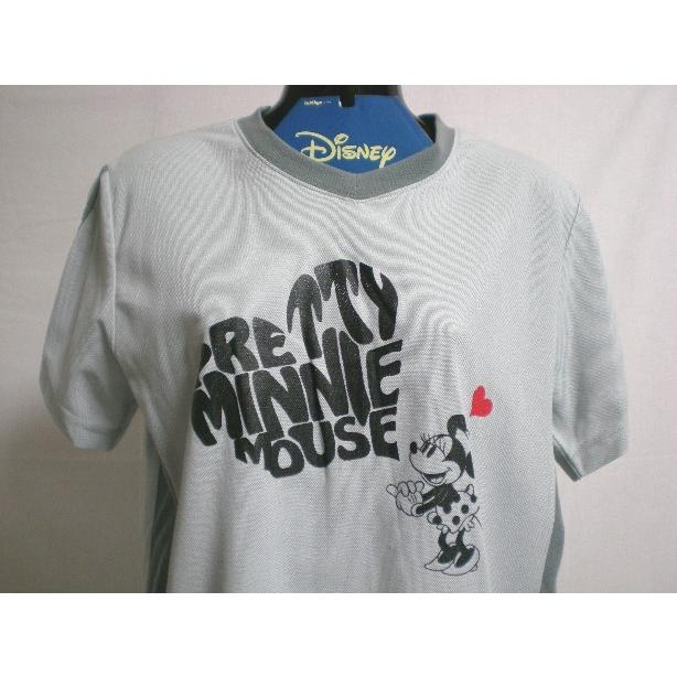 パジャマ レディース ディズニー ミニーマウス 半袖 婦人 ルームウエア 鹿の子風の生地   disney  Disney raitopj 03