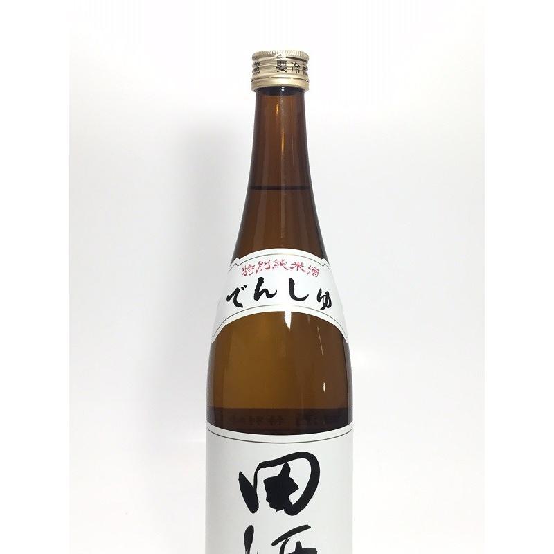 田酒 特別純米 720ml rakuiti-sake 03