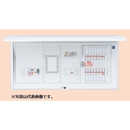 (キャッシュレス5%還元)パナソニック BQE35182T25 住宅分電盤 蓄熱暖房器・エコキュート・IH対応 リミッタースペース付 18+2 50A