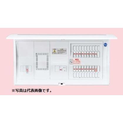 (キャッシュレス5%還元)パナソニック BQE36222T3 住宅分電盤 エコキュート・電気温水器・IH対応 リミッタースペース付 22+2 60A