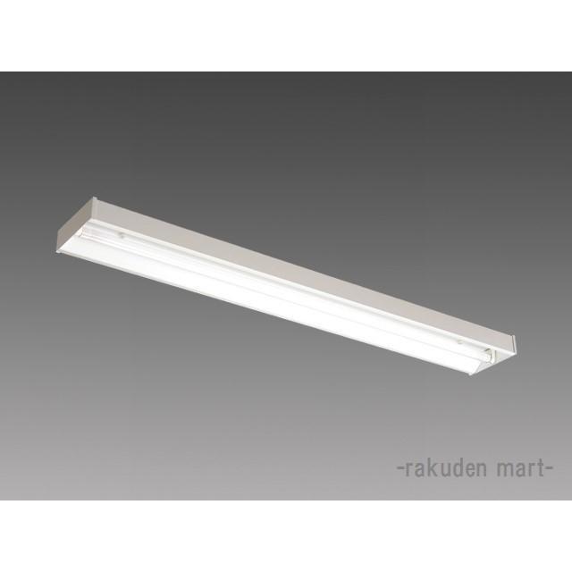 (キャッシュレス5%還元)三菱電機 EL-LYX4041B AHX(39N4) LED照明器具 直管LEDランプ搭載ベースライトLファインecoシリーズ(一般用途) 直付形 下面開放タイプ