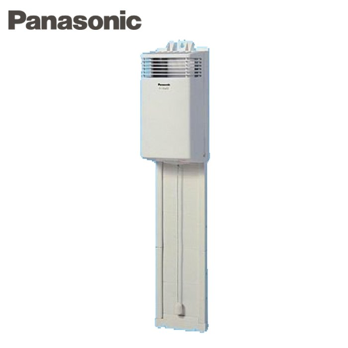 (送料無料)パナソニック FY-08WS2 トイレ用 窓用換気扇