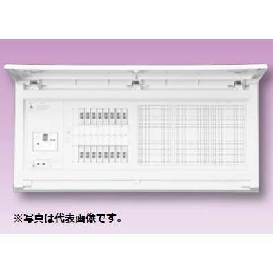(キャッシュレス5%還元)テンパール MAG36142W スタンダード住宅用分電盤 リミッタースペースなし 扉付 14+2 60A